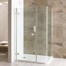 Eastbrook Volente Curved Corner Shower ...