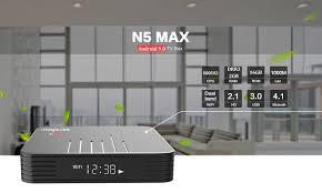 Android Tivi Box Magicsee N5 Max - Ông Vua Mới Của Android TV Box - Thế  Giới Android