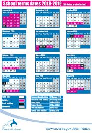 Term Dates - Barr's Hill School