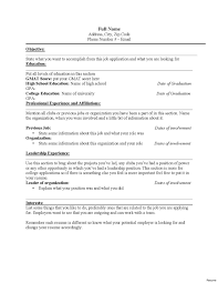 What Jobs To Put On Resume Education Section In Resume Examples Of Resumes With Regard To How 11