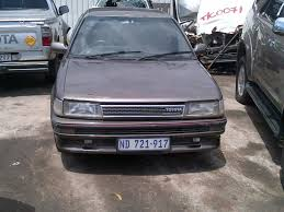 1989 Toyota Corolla Twin Cam 24 Valve - Stripping For Parts - Used ...