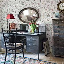 decorist sf office 19. Home Office Design Quirky. Quirky Cottage Work Style Decorist Sf 19 O