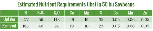 Soybean Fertility Basics North Carolina Soybeans