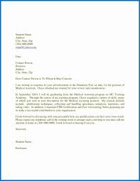 Unforgettable Cover Letters For Medical Assistant Entry Level