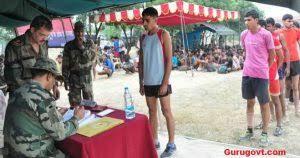 army recruitment rally srikakulam 2019 Notification Apply Online AP