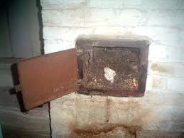chimney clean out door image of fireplace door fireplace cleanout door home depot
