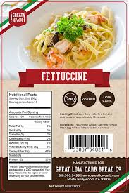 Zingy salmon & brown rice salad. Great Low Carb Pasta Fettuccine 8oz Great Low Carb Bread Company