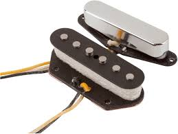 fender custom shop texas special™ tele pickups set of 2 fender fender custom shop texas special™ tele® pickups nickel