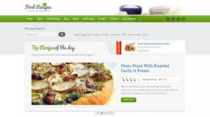 20 Best Recipe Wordpress Themes For Sharing Food And Culinary Recipes