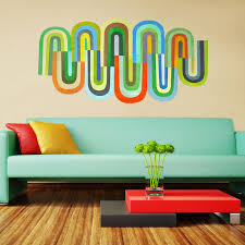 funky wall art for living room