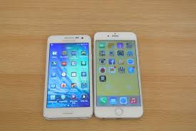 iphone 6 of samsung galaxy