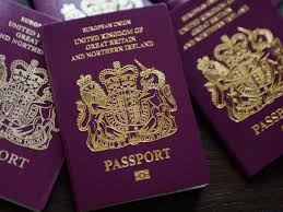 Us Passport Design New Uk Passport Design Shakespeare And The London