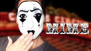 mime makeuptutorial