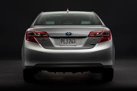 new car launches august 2013Toyota Camry Posts 44K Sales in August Beats Accord