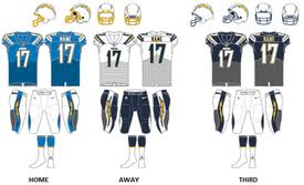 La Chargers Seating Chart Los Angeles Chargers Wikipedia