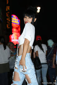 Bai Ling Pussy Slip Moment PureCelebs