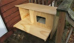 by tablet desktop original size back to simple outdoor cat house plans homemade diy heated outdoor cat house