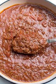 easy homemade spaghetti sauce valerie