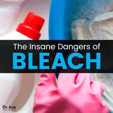 how much bleach does it take to kill you dangers of bleach axe would bleach kill
