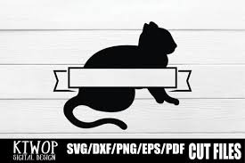 Looks great on a shirt with metallic heat transfer vinyl. Silhouette Halloween Cat Svg Free Svg Cut Files Create Your Diy Projects Using Your Cricut Explore Silhouette And More The Free Cut Files Include Svg Dxf Eps And Png Files
