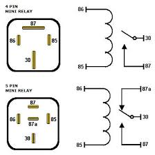 pin relay wiring diagram driving lights image 5 pin relay wiring diagram driving lights 5 auto wiring diagram on 5 pin relay wiring