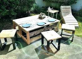 easy diy outdoor table