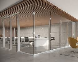 crl arch interior office partitions