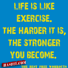 Motivational Exercise Quotes Custom HASfit BEST Workout Motivation Fitness Quotes Exercise Motivation