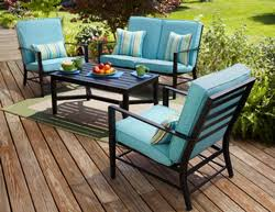 patio furniture sets walmart. Walmart Replacement Cushions Outdoor Patio Furniture Sets