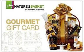 Nature's Basket Gourmet Gift Card – Gift Card Bay