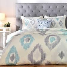 social proper quiet ikat duvet cover  deny designs home accessories