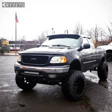 Wheel Offset 2001 Ford F 150 Hella Stance 5 Suspension Lift 5