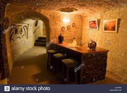 Under Ground House Faye S Underground House Coober Pedy Outback South Australia Stock
