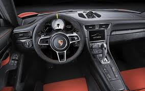 2018 porsche 4 gts. delighful gts 2018 porsche 911 carrera gts interior with porsche 4 gts