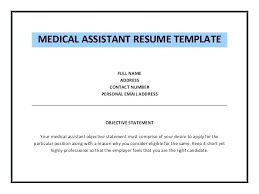 Dental Assistant Resume Objective Medical Assistant Objective Sample Dental Assistant Resume 58