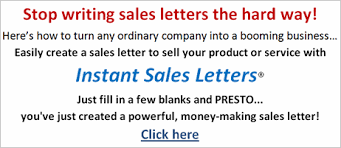 Get Free Sample Sales Letters Sales Letter Templates One