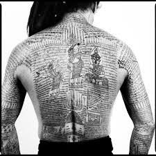Tribali Tailandesi Foto E Storia Dei Tatuaggi Più Belli Doriente