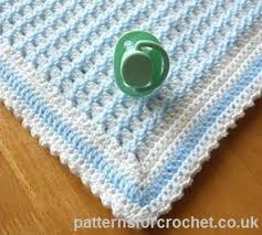 Crochet Baby Blanket Patterns Best Blueberry Waffleghan KnitCrochetwoolyarn Pinterest Crib