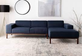 Light Blue Mid Century Sofa Amazon Com Safavieh Couture Dove Dark Blue Mid Century