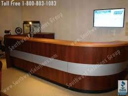 front office counter furniture. information counter furniture front desk office o