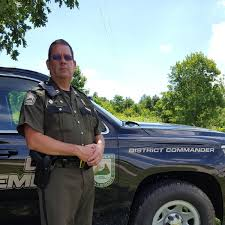 the actions of the cky fish and wildlife officers with saving the man s life without their superior training and quick action coyle said
