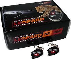 <b>Сигнализация Leopard NR 300</b>: купить по цене от 1558 р. в ...