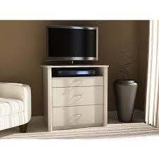 white dresser tv stand. Delighful White Altra White Media Dresser TV Stand With 3 Drawers On Tv