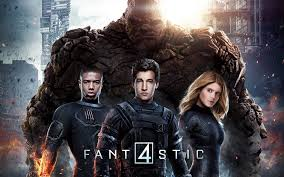 Image result for fantastic 4 movie 2015