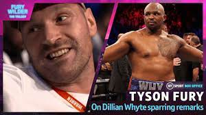Dillian Whyte Could Not Drop His Granny ...