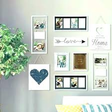 white wall frames uk picture homely ideas frame set 7 piece impressive design large gallery perfect