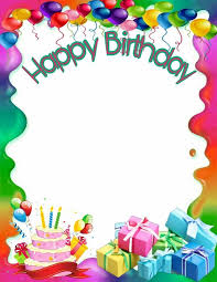 frame world birthdayframe png picture gallery frames clipart happy birthday