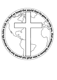 24 John 3 16 Coloring Page Selection Free Coloring Pages Part 2