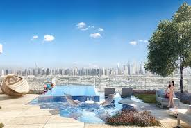 he did it the dubai comeback of kabir mulchandani provident skai holdings is developing the 60 storey viceroy dubai jumeirah village including serviced apartments