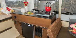 Camper Trailer Kitchen Jay Series Sport Camping Trailers Jayco Inc